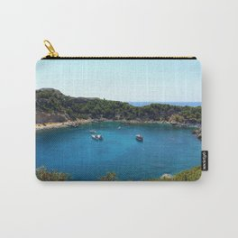 Rhodes Greece Anthony Quinn Bay Carry-All Pouch