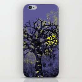 The Vision Tree iPhone Skin