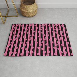Peeking eyes Rug