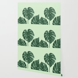 Monstera the nature series Wallpaper