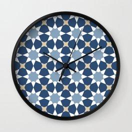 Arabesque III Wall Clock