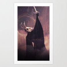 Burn the Witch Art Print