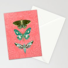 Lepidoptery No. 5 by Andrea Lauren  Stationery Cards