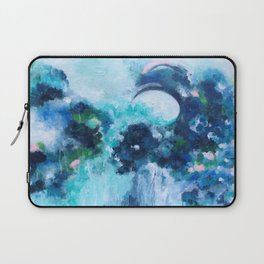 Waves of Light Laptop Sleeve