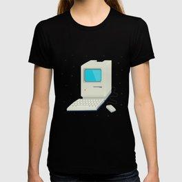 Retro computer T-shirt