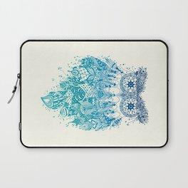 Blue Dream Catcher Laptop Sleeve