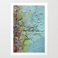 atlas Art Prints featuring Atlas by Angela Fanton