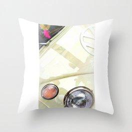 Splitscreen Camper Throw Pillow