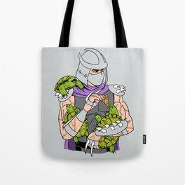 Ninja Pets Tote Bag