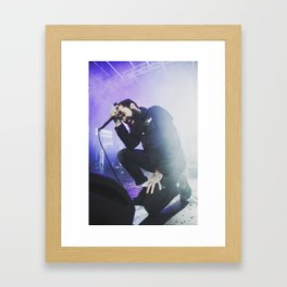 letlive.  Framed Art Print