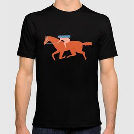 Naked derby T-shirt