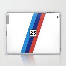 RACING COLOURS- BMW RACING Laptop & iPad Skin