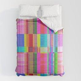 Distortion Art Comforters