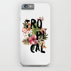 Tropical I Slim Case iPhone 6s