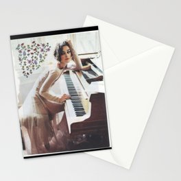 the keira add Stationery Cards