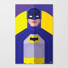 Bat 66 Canvas Print