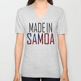 Made In Samoa Unisex V-Neck