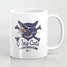 Alley Cats Coffee Mug