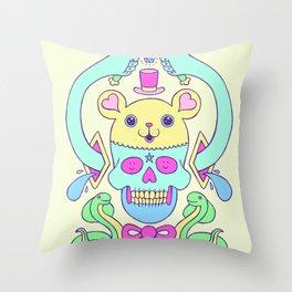triskaidekaphilia Throw Pillow