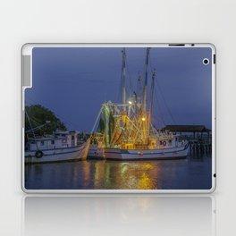 Working Boat Laptop & iPad Skin