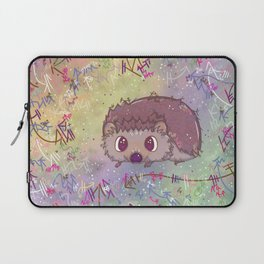 Happiest Little Hedgehog Laptop Sleeve