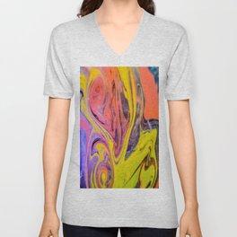 Colors Everywhere Unisex V-Neck