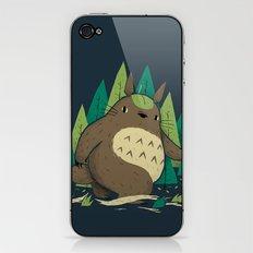 torofoot iPhone & iPod Skin