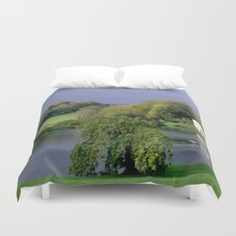 Before the Storm Duvet Cover