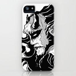 Demon iPhone Case
