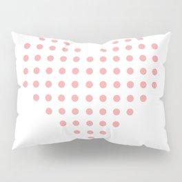 Heart of Dots Pillow Sham