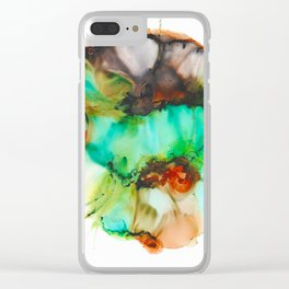 Ink 102 Clear iPhone Case