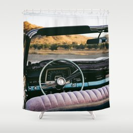 Fear and Loathing II Shower Curtain