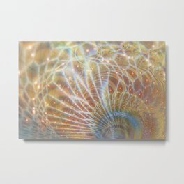 Dopplered Calliope Metal Print