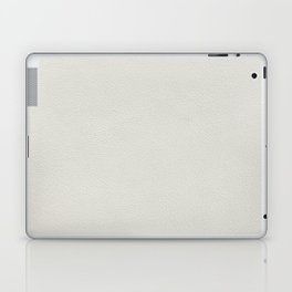White leather texture Laptop & iPad Skin