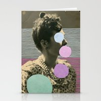 coco Stationery Cards featuring Coco by Naomi Vona