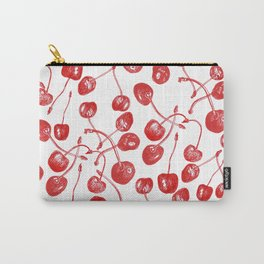 Red juicy cherries Carry-All Pouch