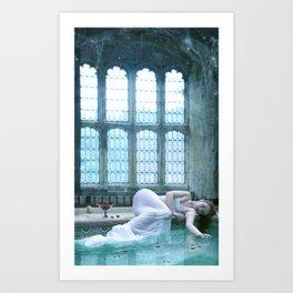 Requiem For a Dream Art Print