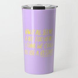 Restart Travel Mug
