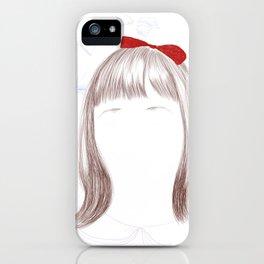 Matilda iPhone Case