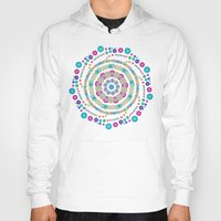 chemistry Hoodies featuring Chemistry fun by Mi Nu Ra