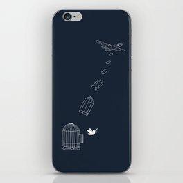Peace Bomber iPhone Skin
