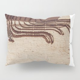 Electric Abstract Pillow Sham