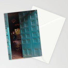 secret pathway Stationery Cards