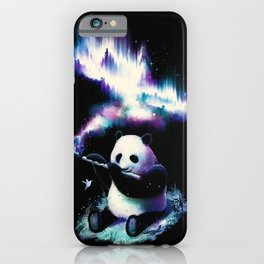 Music Is My Universe iPhone Case