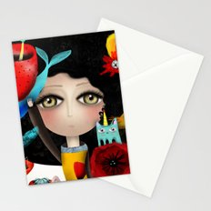 Find something new everyday Stationery Cards