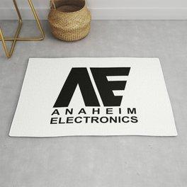 Anaheim Electronics Rug