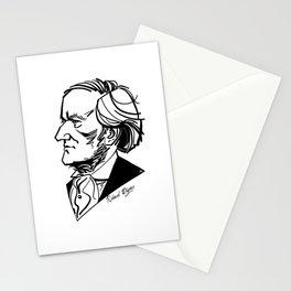 Richard Wagner Stationery Cards