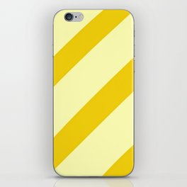 Sunny Stripes iPhone Skin