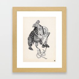 Oneness :: 7 Framed Art Print