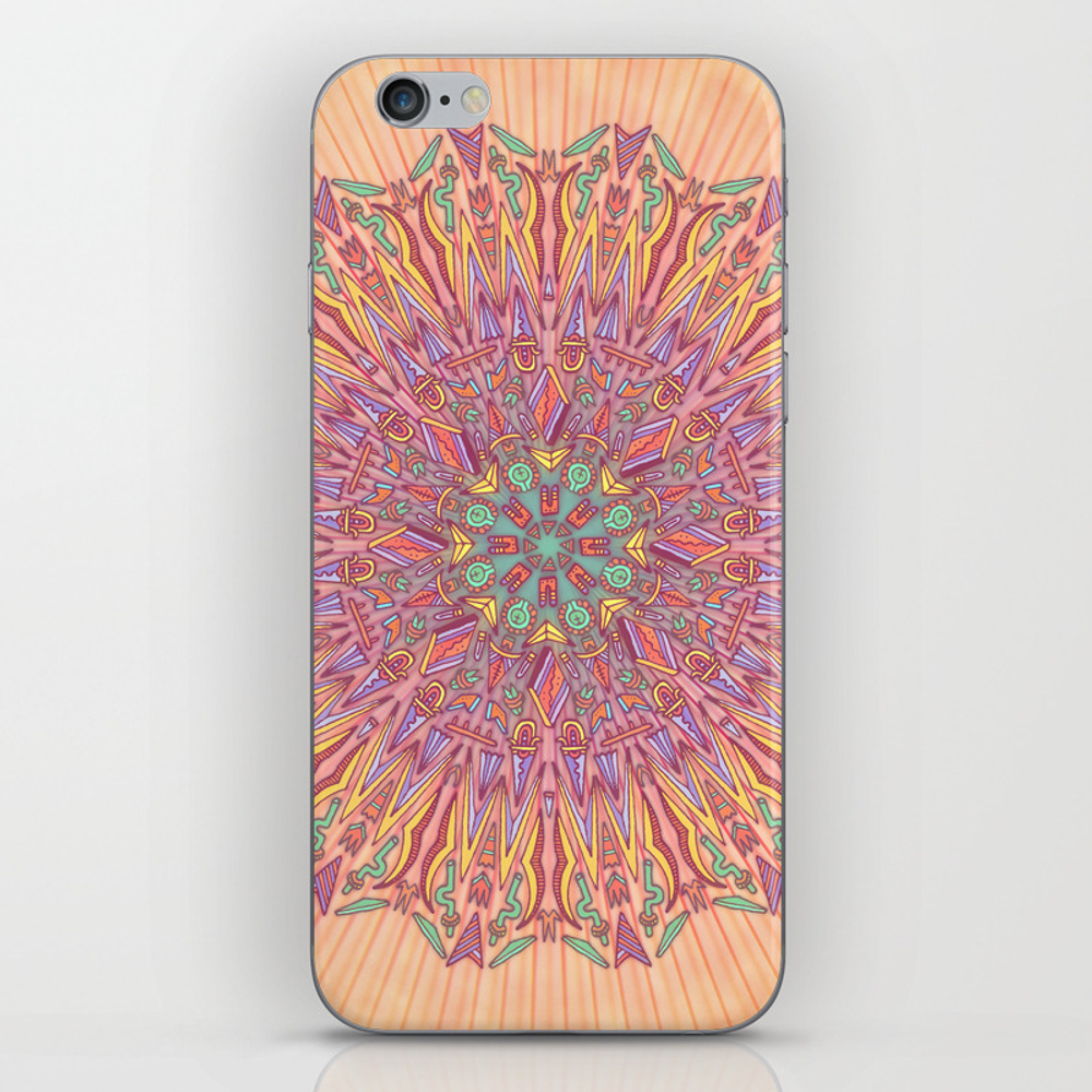 Acute Conditions. Iphone & Ipod Skin by Spacejungle PSK922976